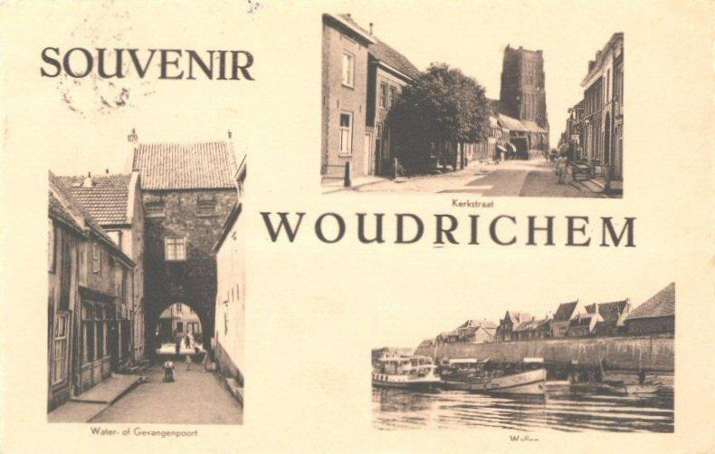 18 Groeten uit Woudrichem (018) souvenir
