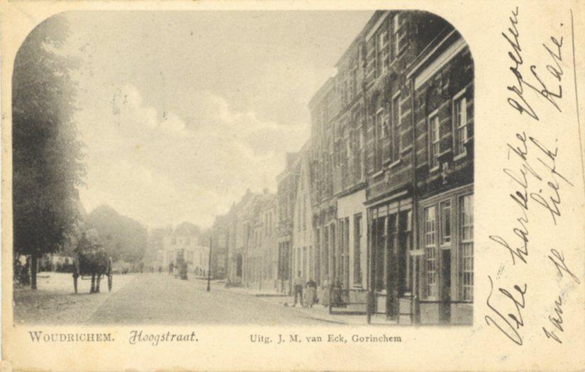 STRAAT -- Hoogstraat (007)