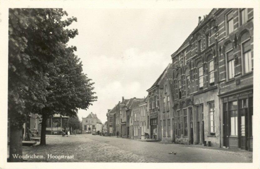 STRAAT -- Hoogstraat (010)