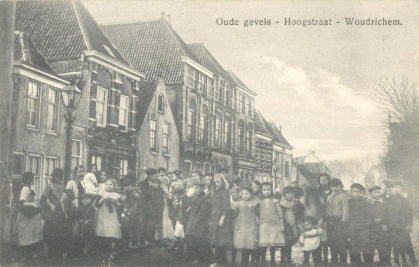 STRAAT -- Hoogstraat (017)