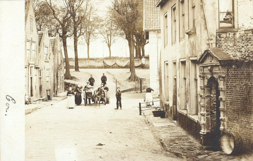 STRAAT -- Hoogstraat (020)