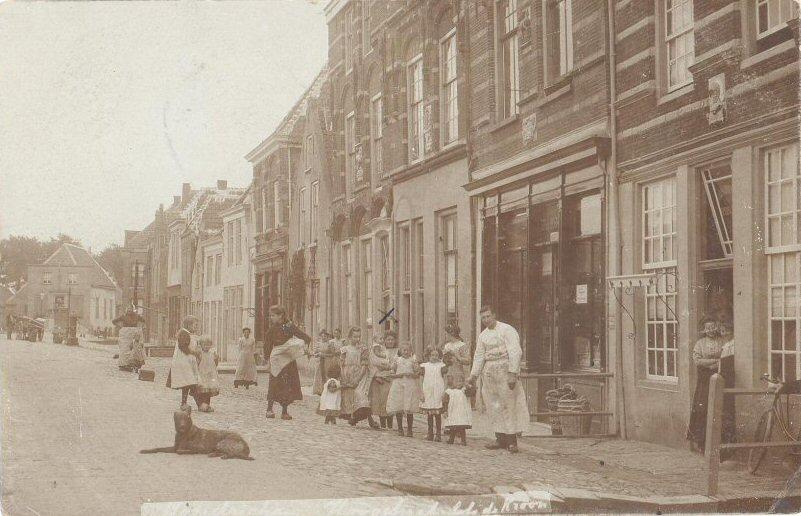 STRAAT -- Hoogstraat (022)