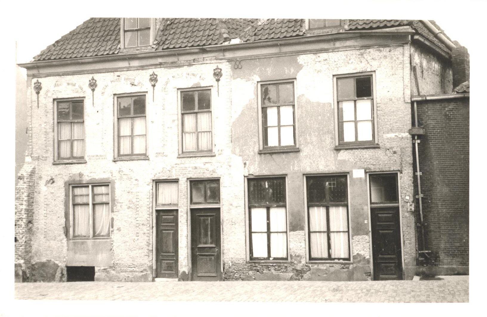 STRAAT -- Hoogstraat (025)