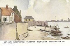 RIVIER -- (075) Watertochtjes