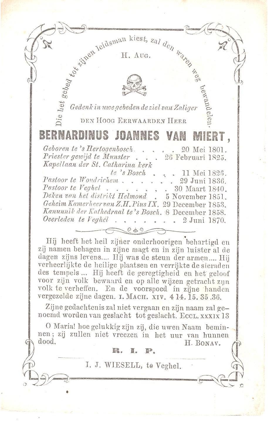 BIDP-021b 1801-Bernardinus Joannes van Miert