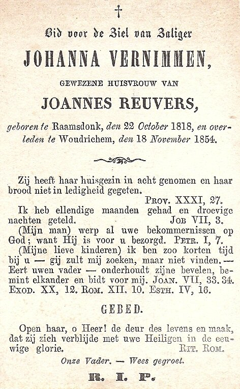 BIDP-022b 1818-Johanna Vernimmen