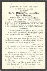 BIDP-008b 1798-Marie Marguerite Josephine Aglae Machen