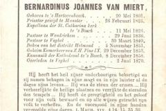 BIDP-016b Bernardinus Joannes van Miert