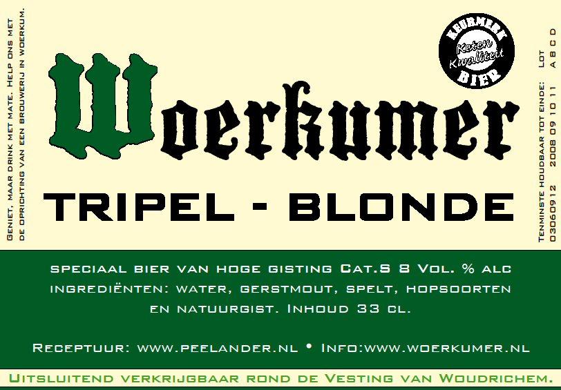 ETIK-001 Tripel Blonde