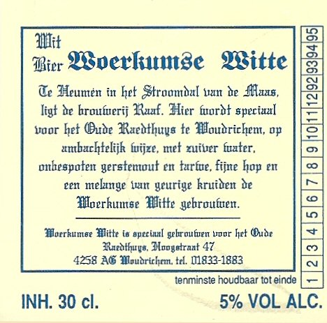 ETIK-014b Woerkumse Witte