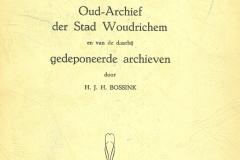 013 inventaris van het oud archief der stad Woudrichem