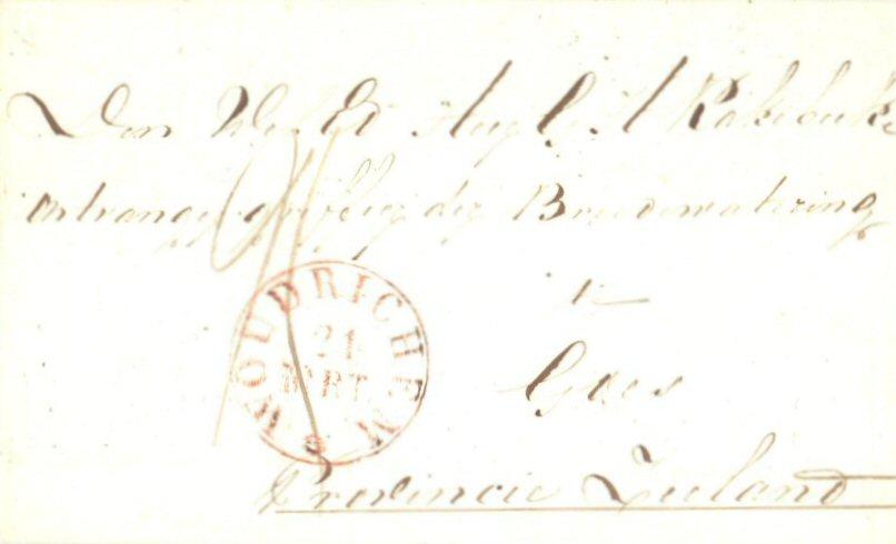 ENVE-001 briefomslag 1831