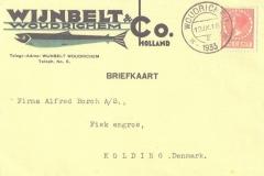 BRIE-001 Wijnbelt & Co