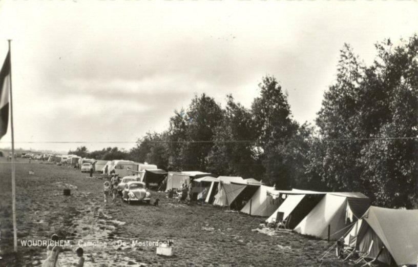 CAMPING -- (002) De Mosterdpot