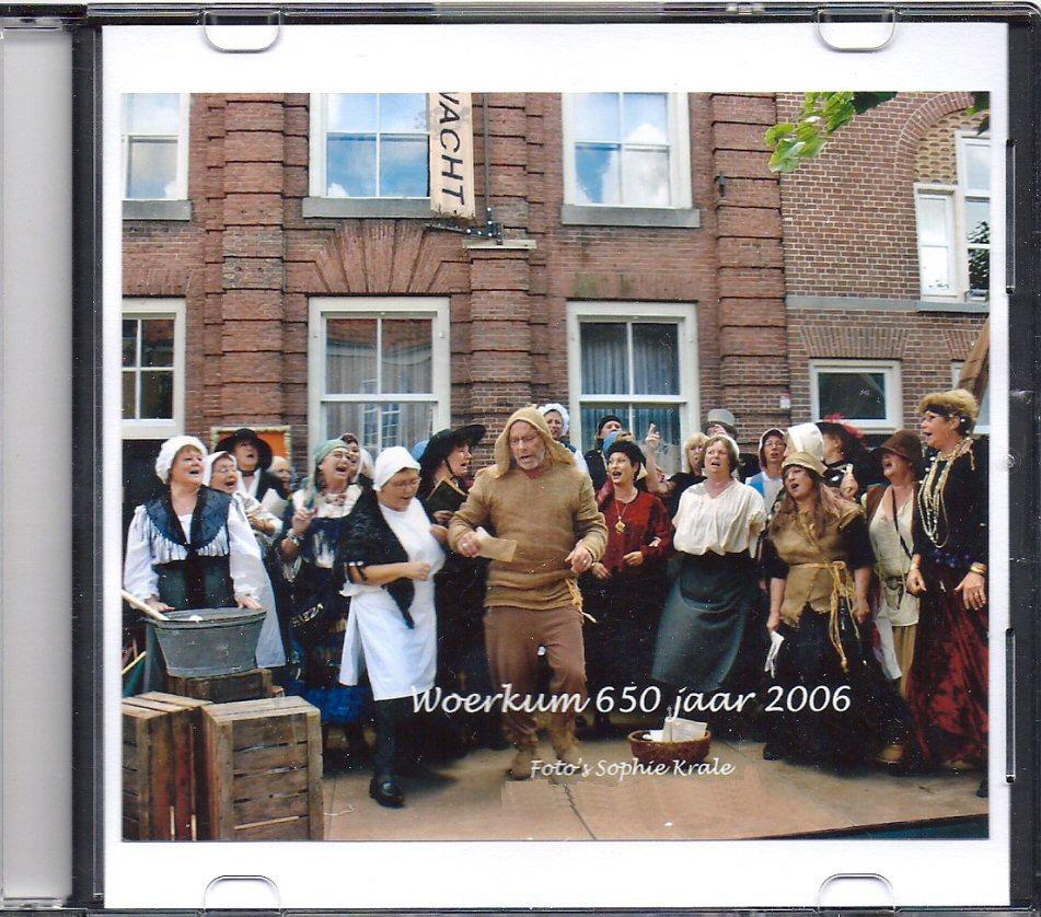 DVD-002 Woerkum 650 jaar 2006 fotos Sophie Krale