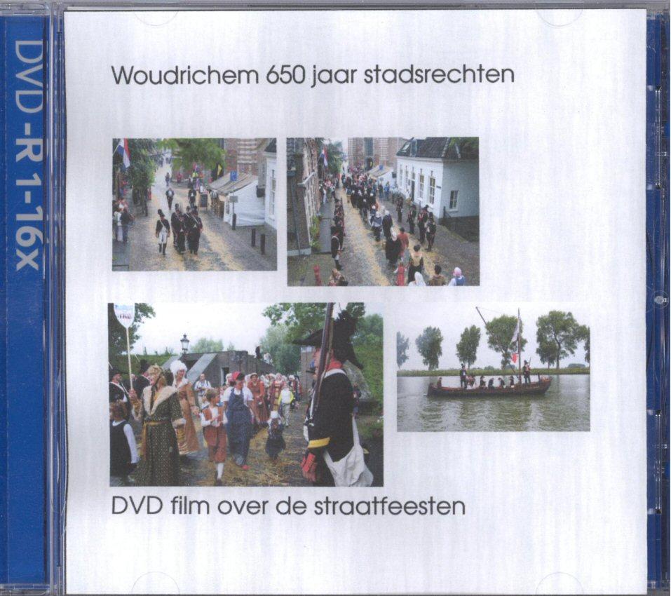DVD-003 Woudrichem 650 jaar stadsrechten