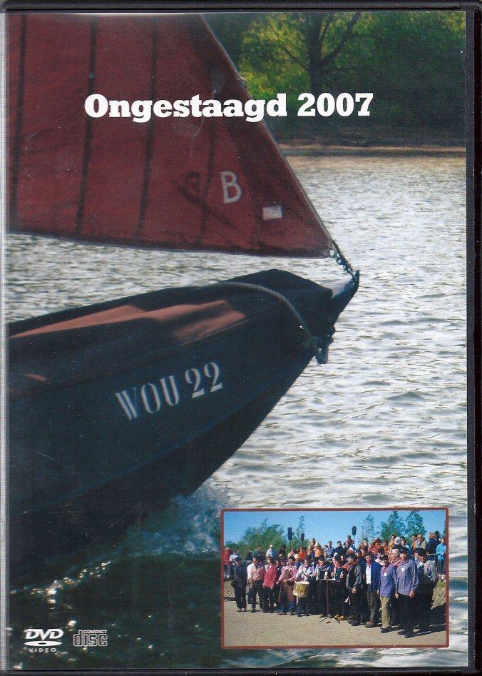 DVD-007 Ongestaagd 2007