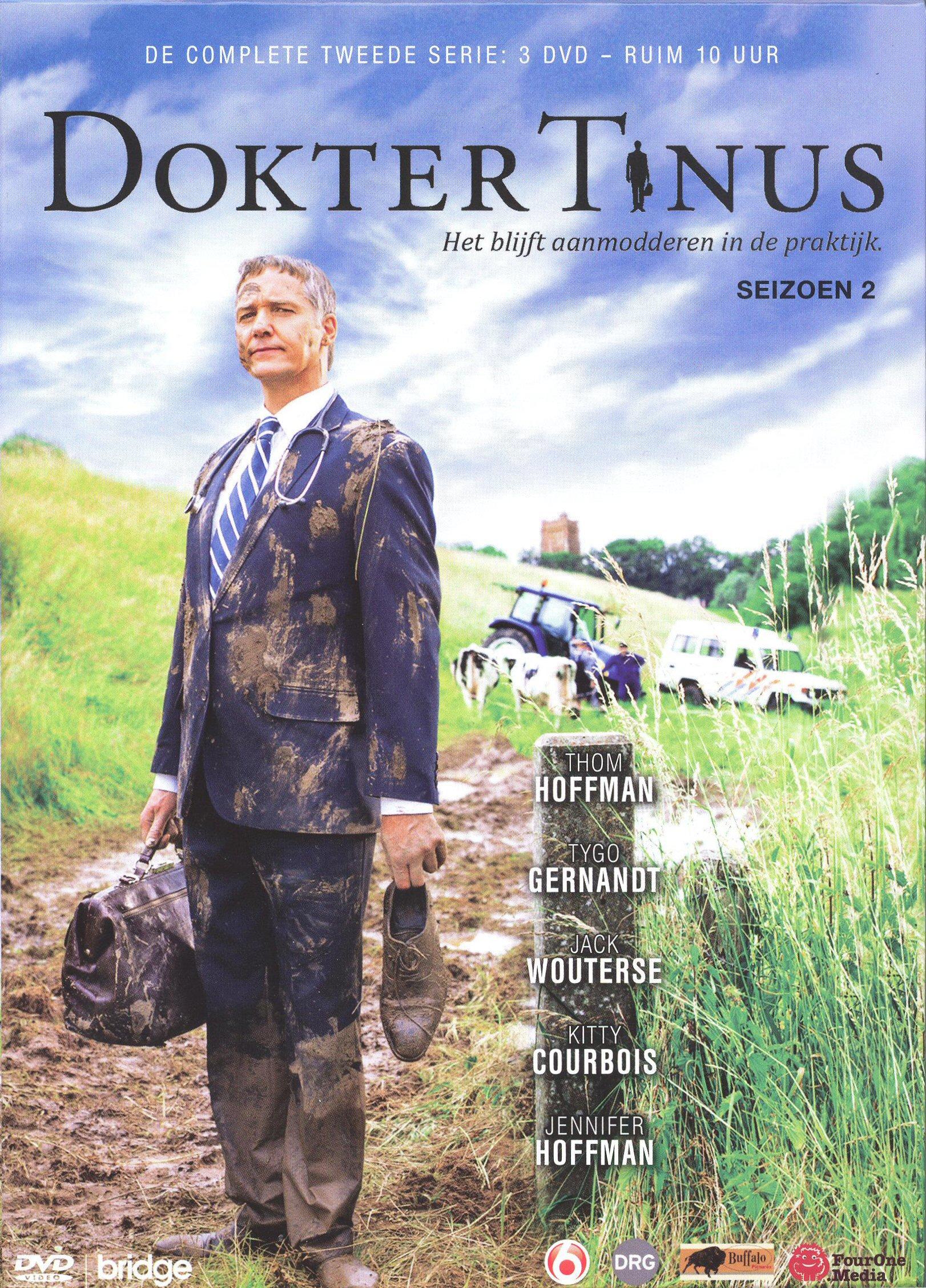 DVD-011 Dokter Tinus