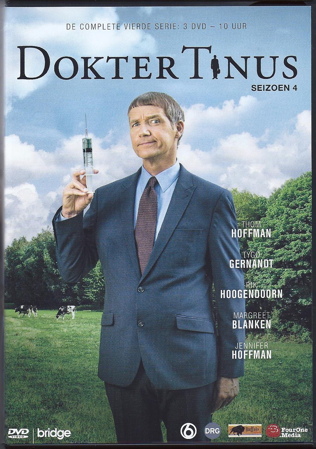 DVD-015 Dokter Tinus seizoen 4
