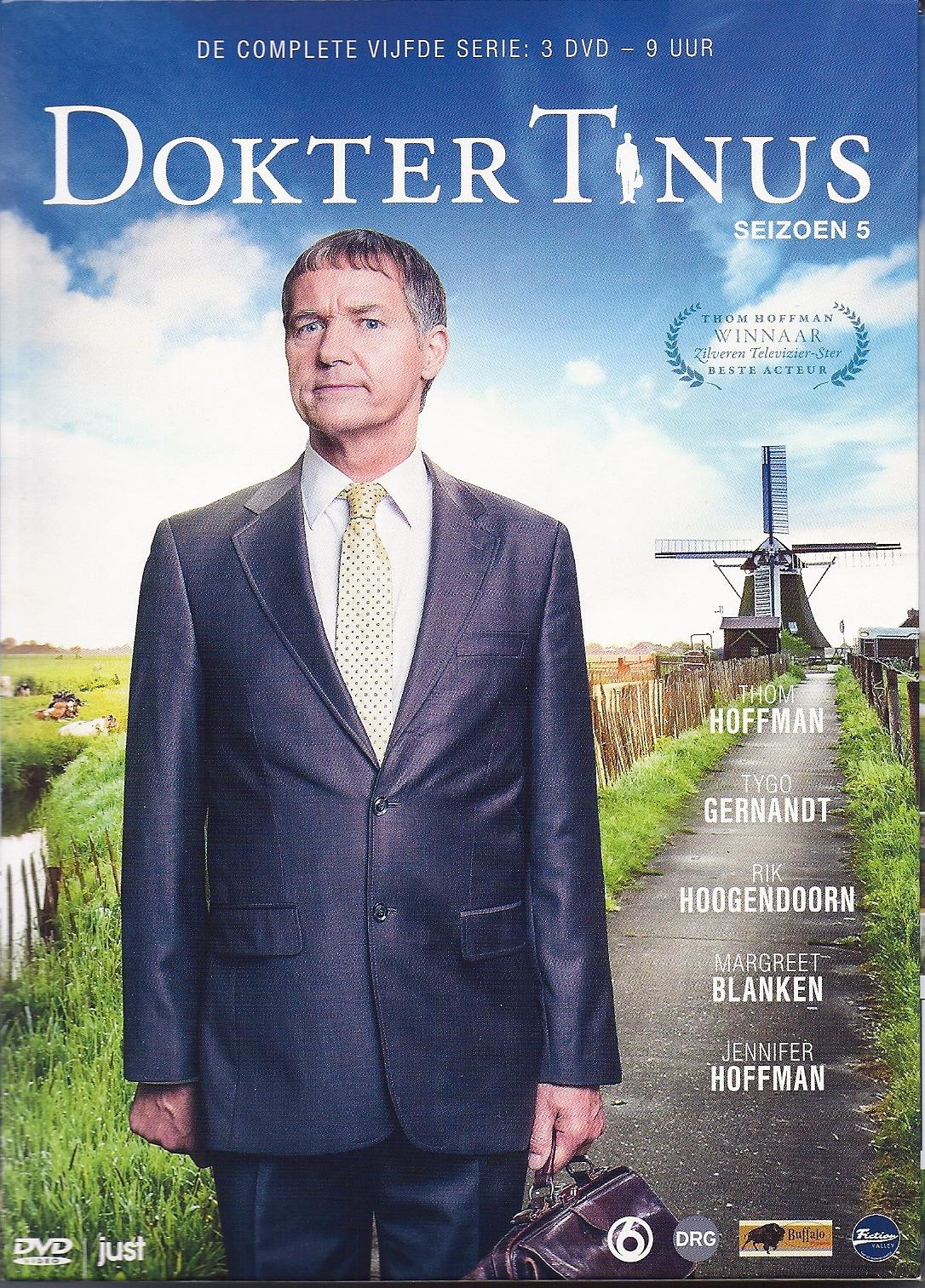 DVD-016 Dokter Tinus seizoen 5