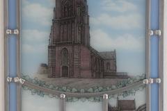 DIVERSEN - Glas in Loodraam a