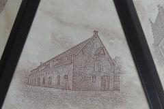 DIVERSEN - Schemerlamp c - het Visserijmuseum