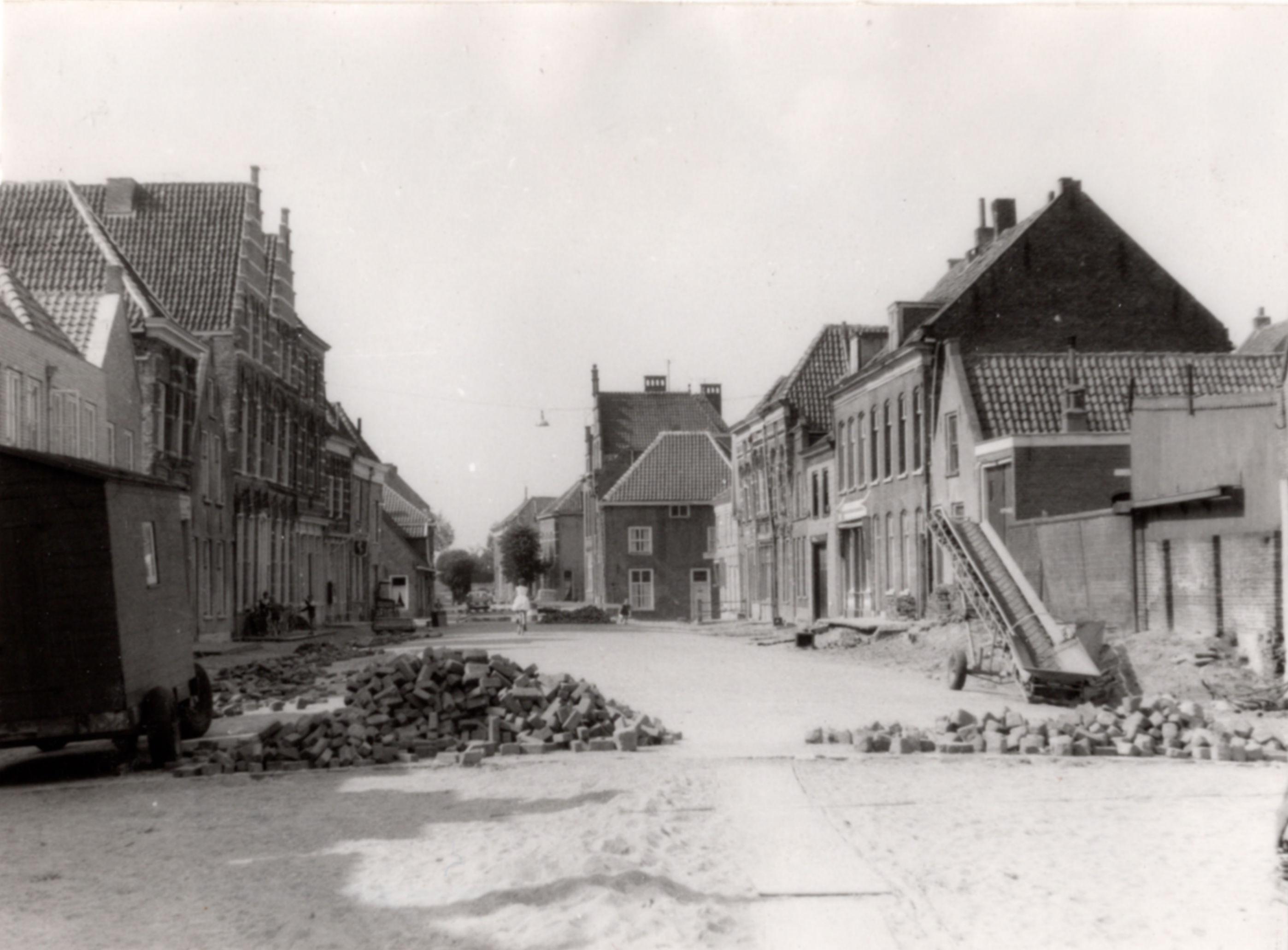 Hoogstraat 1961