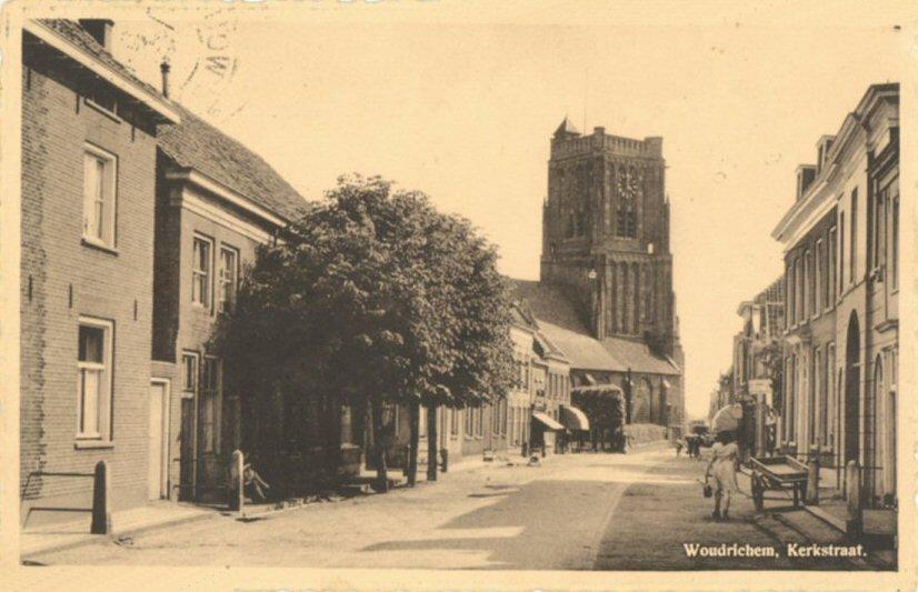 STRAAT -- Kerkstraat (007)