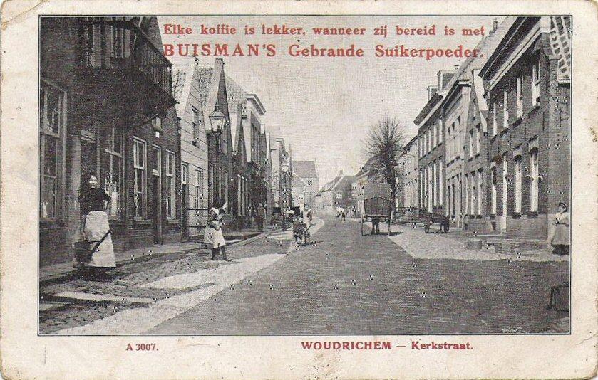 STRAAT -- Kerkstraat (024)