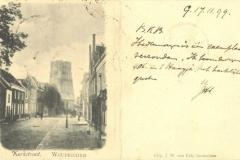 STRAAT -- Kerkstraat (019)