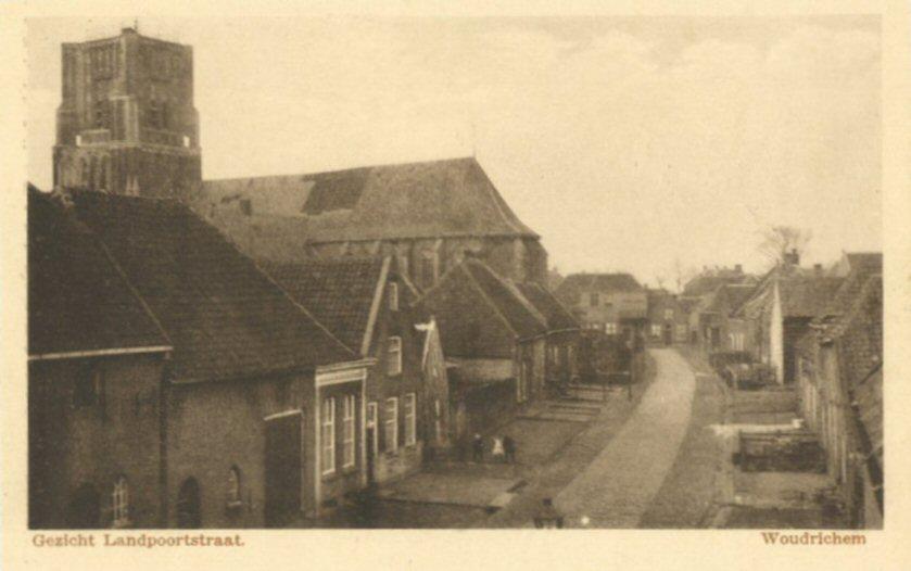 STRAAT -- Landpoortstraat (2)