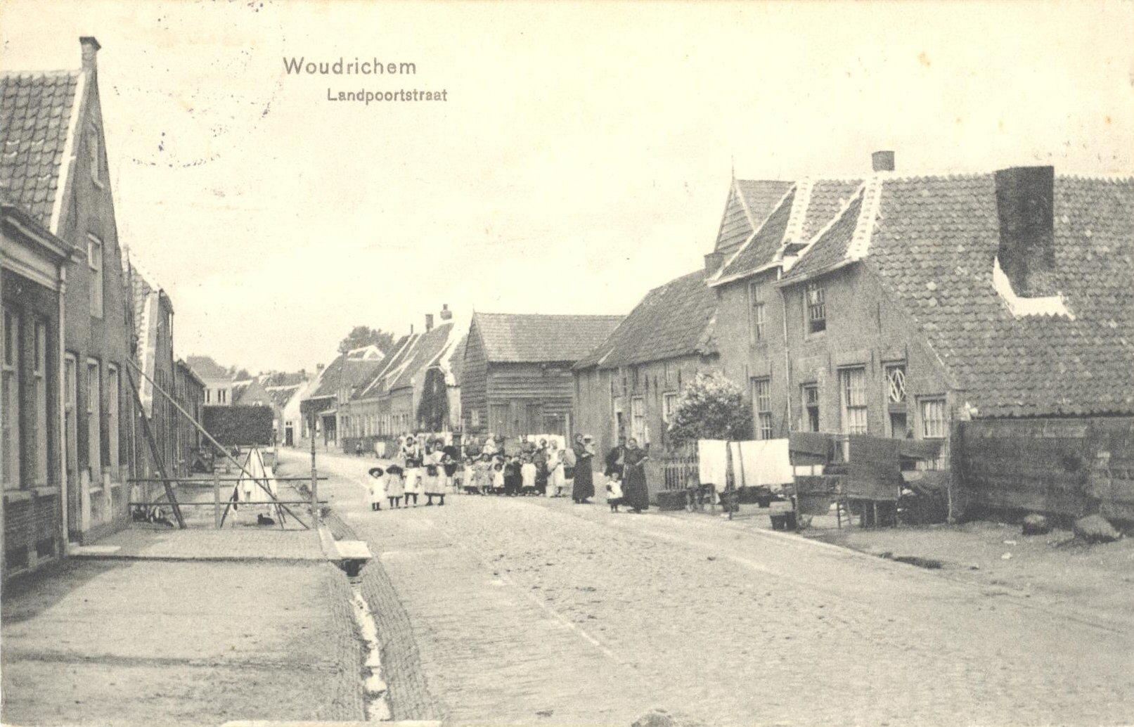 STRAAT -- Landpoortstraat (3)