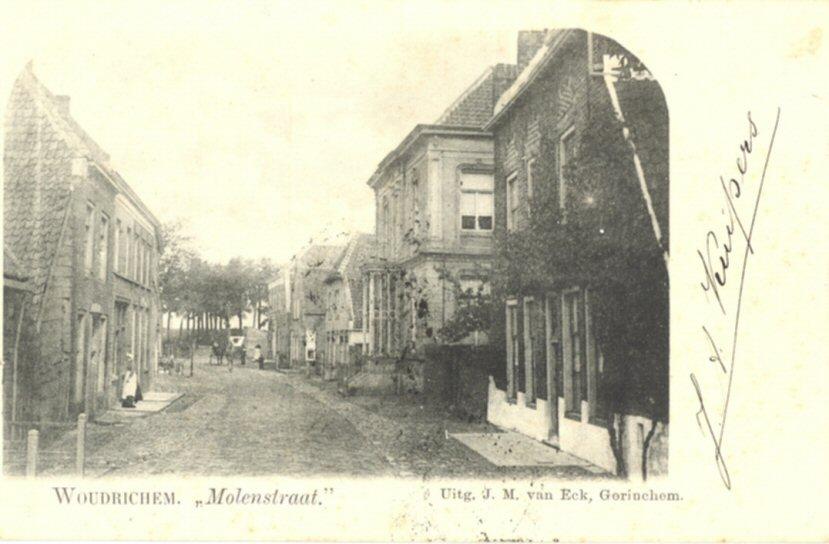 STRAAT -- Molenstraat (006)