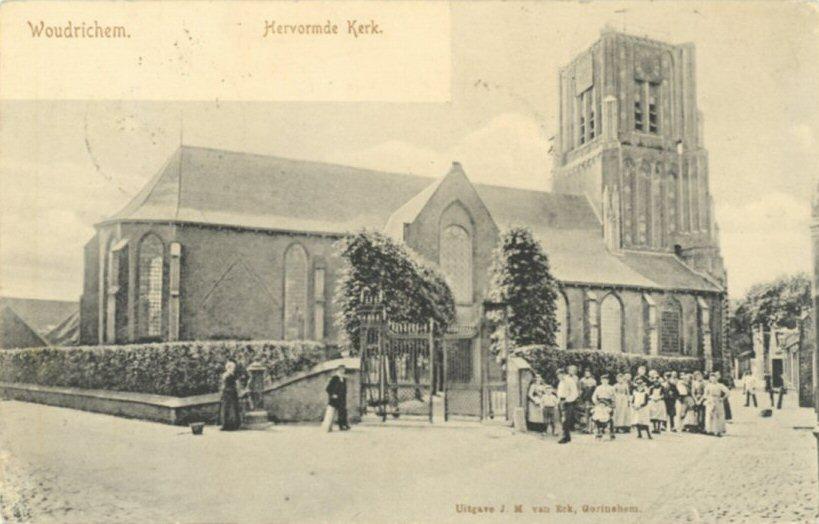 020 KERK -- (013) Hervormde Kerk