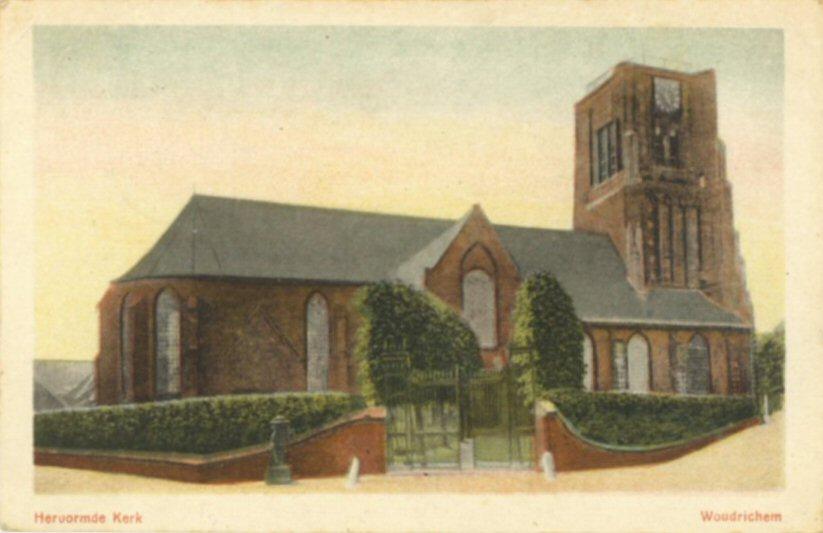 023 KERK -- (022) Hervormde Kerk