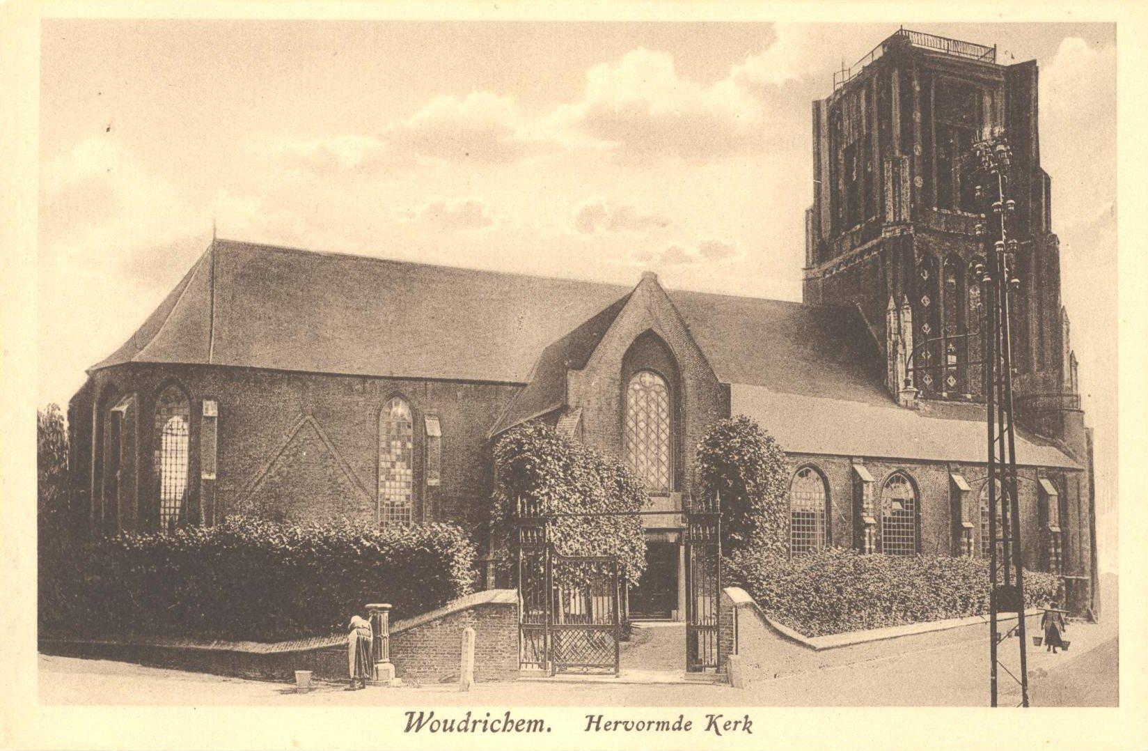 031 KERK -- (052) Hervormde Kerk