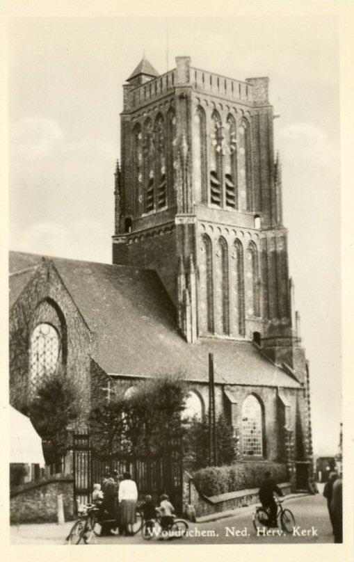 039 KERK -- (004) Ned.Herv.Kerk