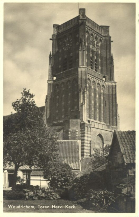 043 KERK -- (030) Toren Herv. Kerk