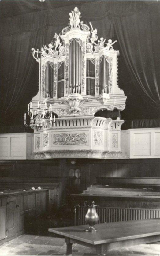 047 KERK -- (036) Orgel Ned Herv Kerk