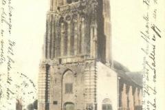 015 KERK -- (070) Toren in Woudrichem