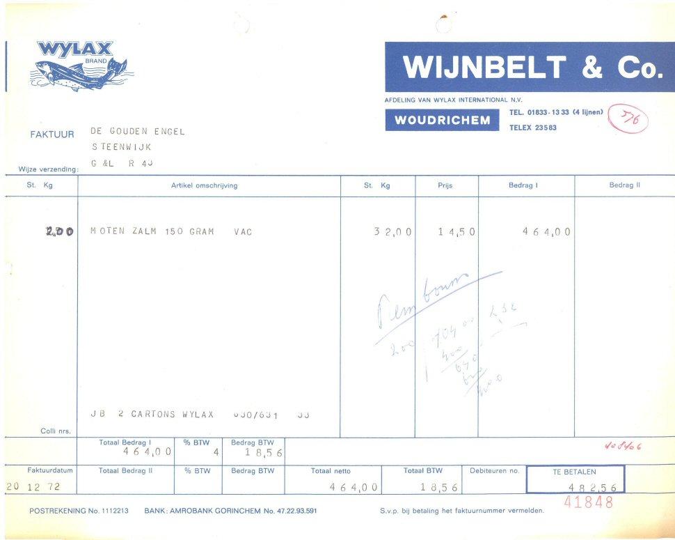 007 REKE-003 Wylax 1972