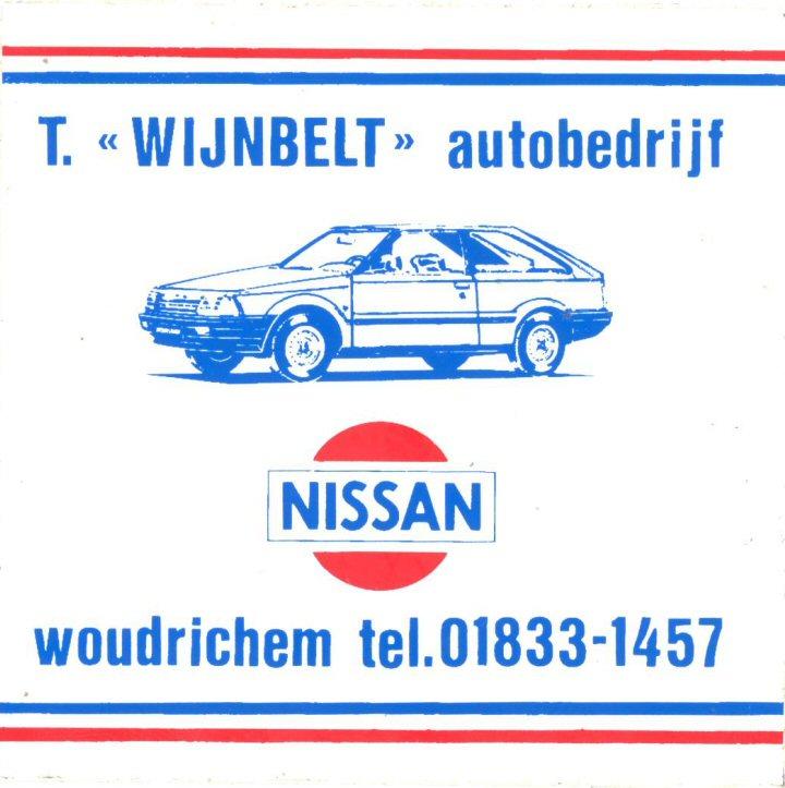 08 STICK-007 Nissan