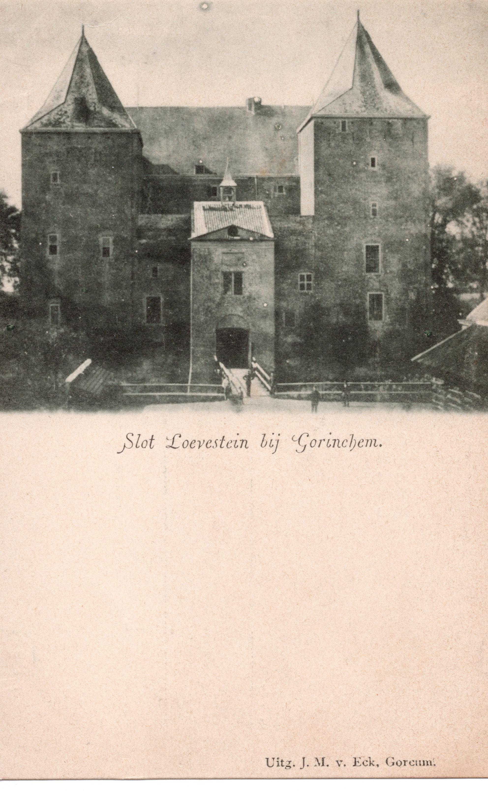 A7-Slot-Loevestein-bij-Gorinchem-ca-1905