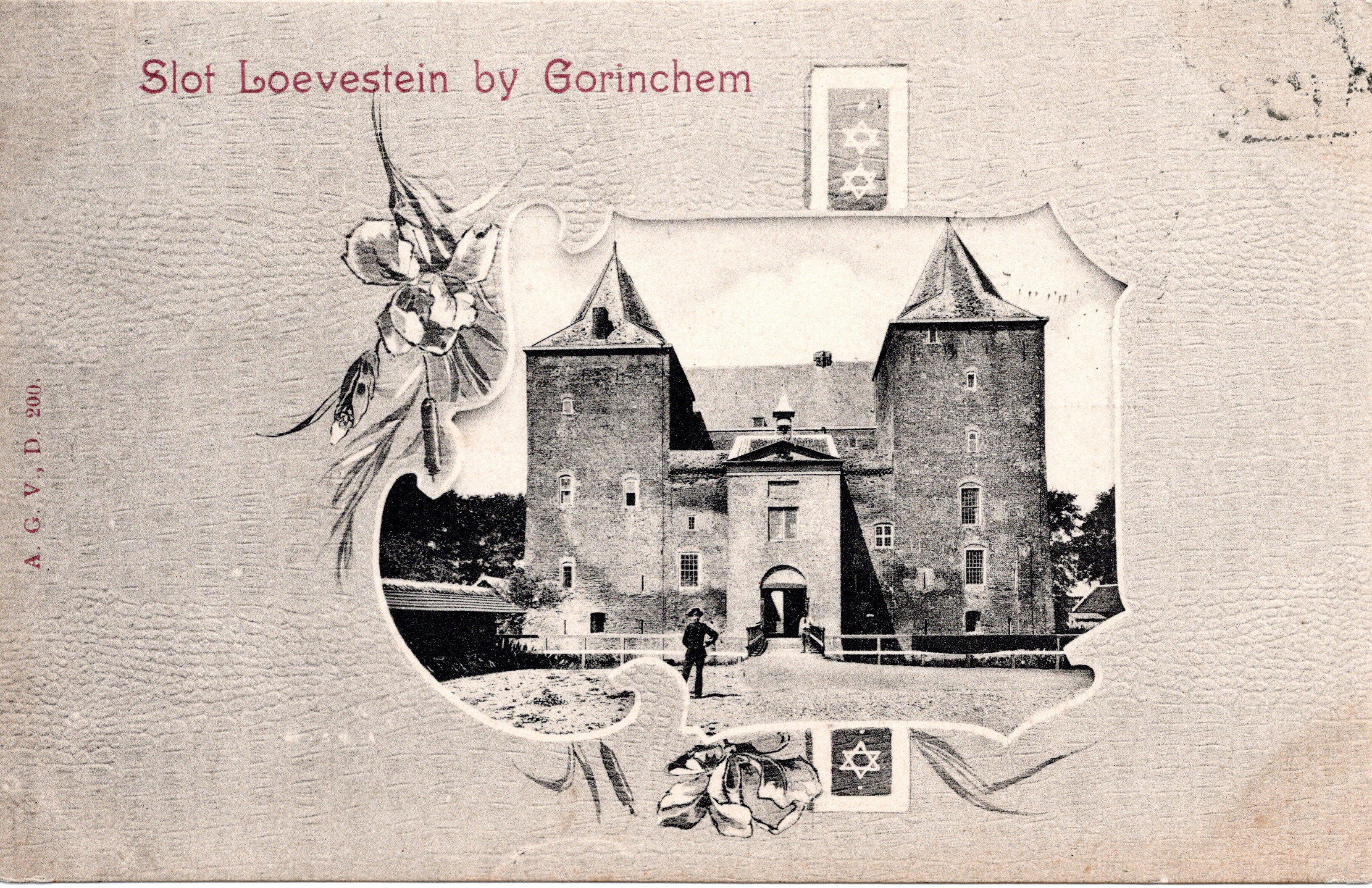 B27-Slot-Loevestein-by-Gorinchem-1902