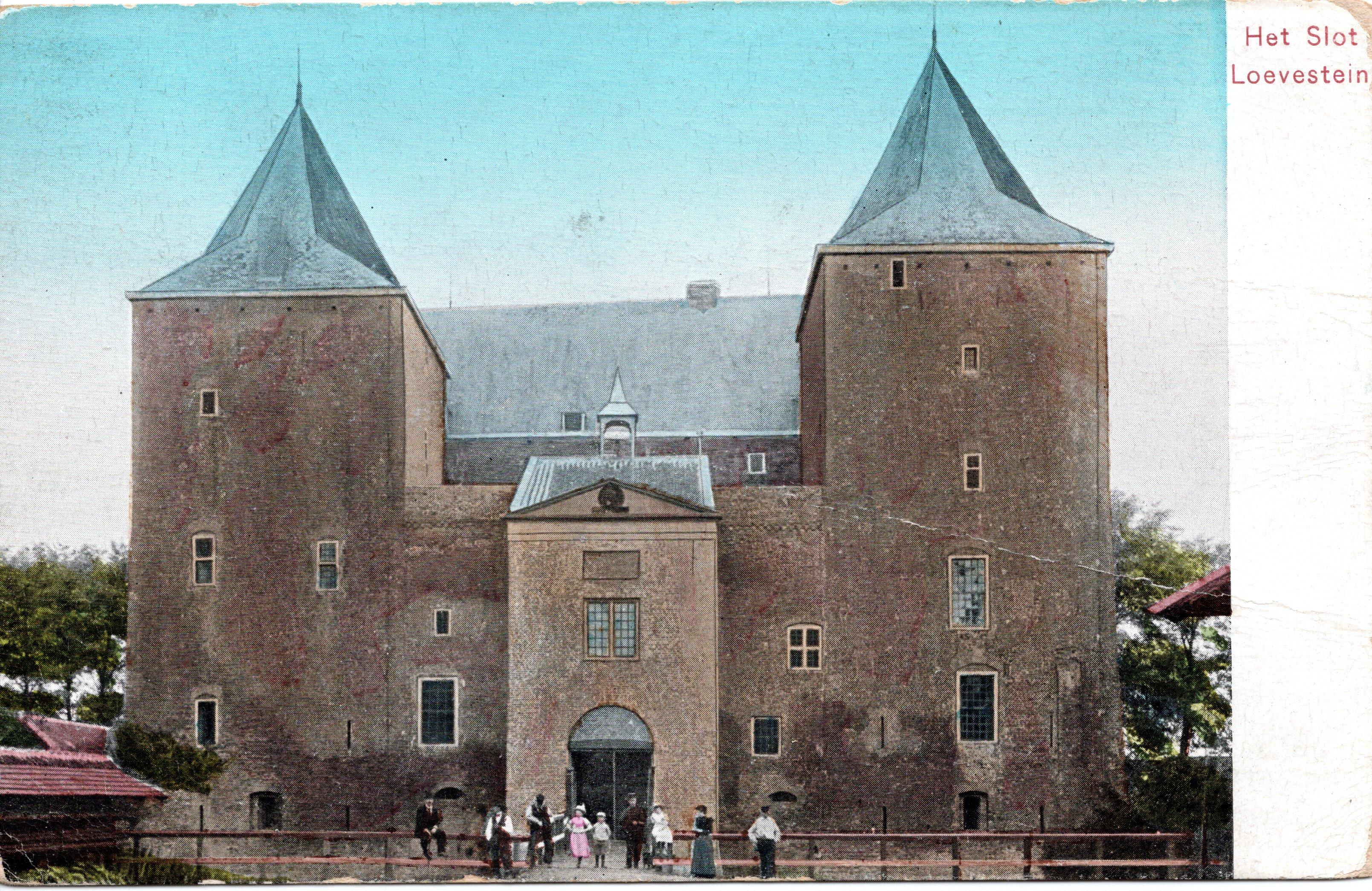 B38-Het-Slot-Loevestein-ca-1910