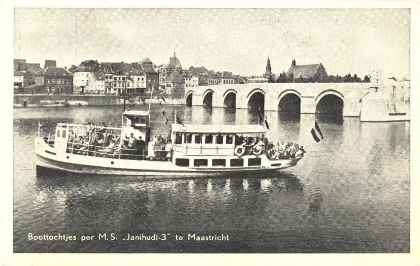 E.O. (008) Janihudi 3 (rondvaart op de Maas)