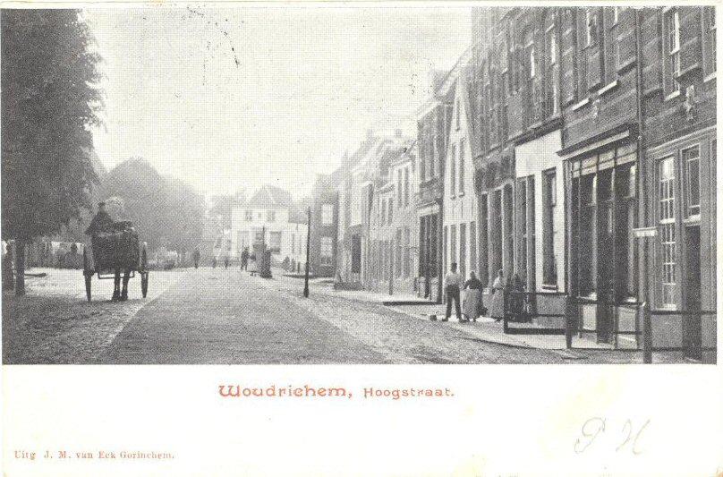 STRAAT -- Hoogstraat (011)