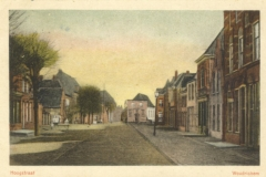 STRAAT -- Hoogstraat (008)