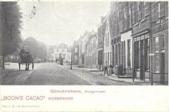 STRAAT -- Hoogstraat (021)