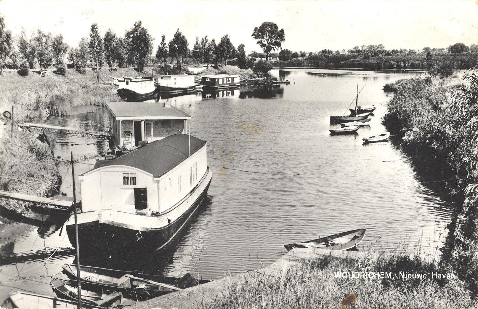 034 RIVIER -- (074) Nieuwe Haven